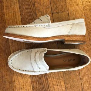 Kelsi dagger loafers- grey